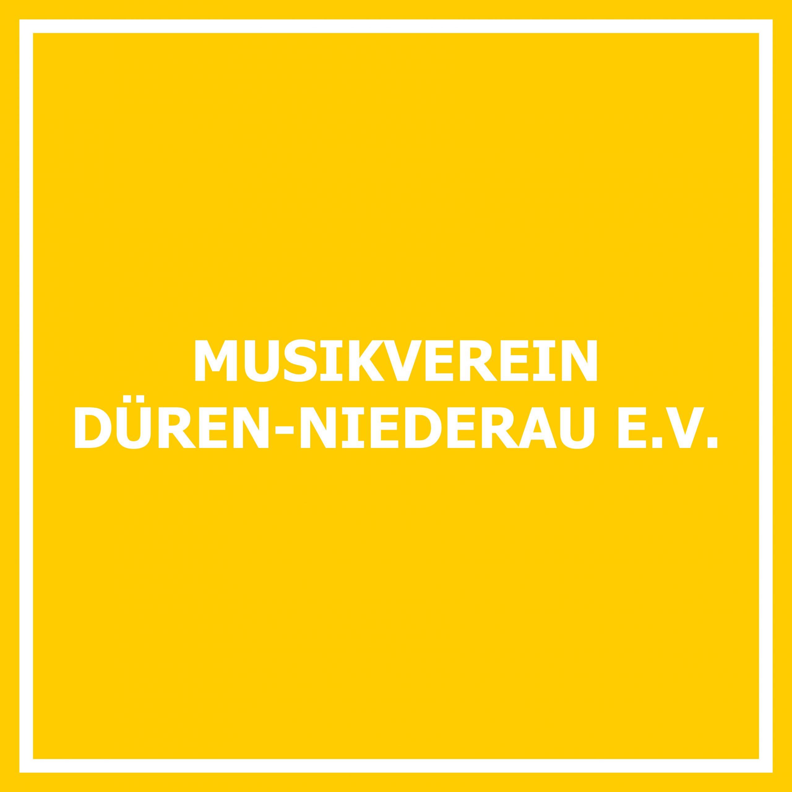 Musikverein Düren-Niederau