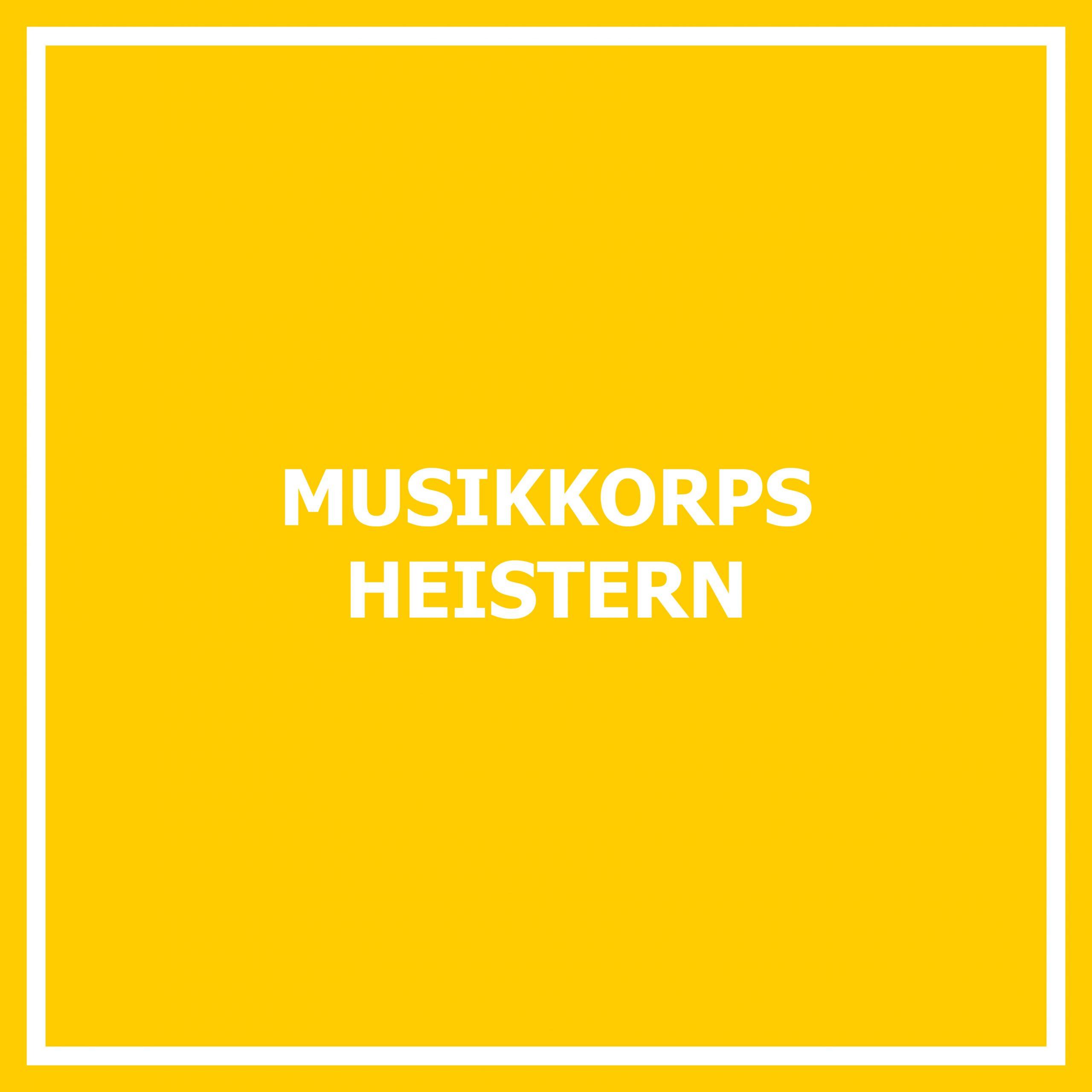 Musikkorps Heistern