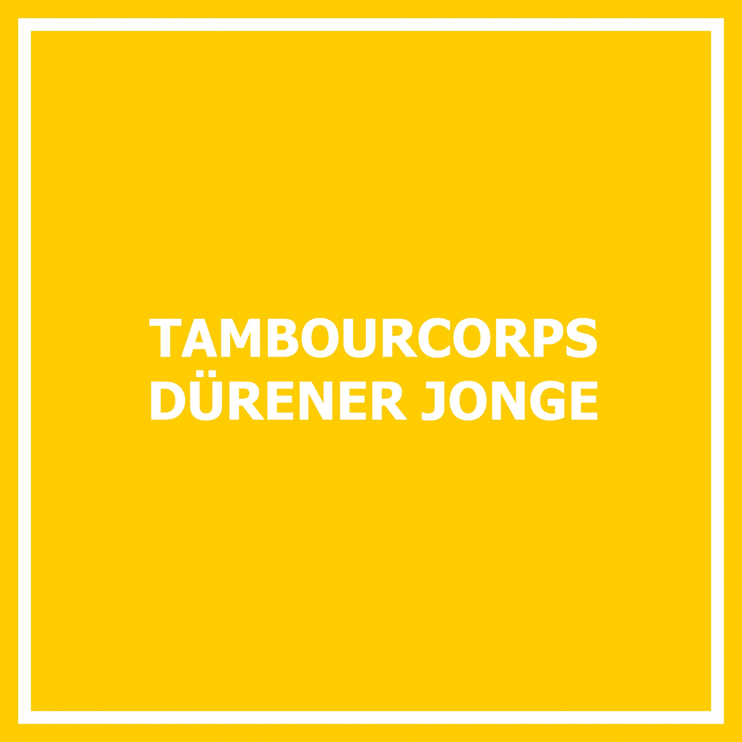 Tambourcorps Dürener Jonge