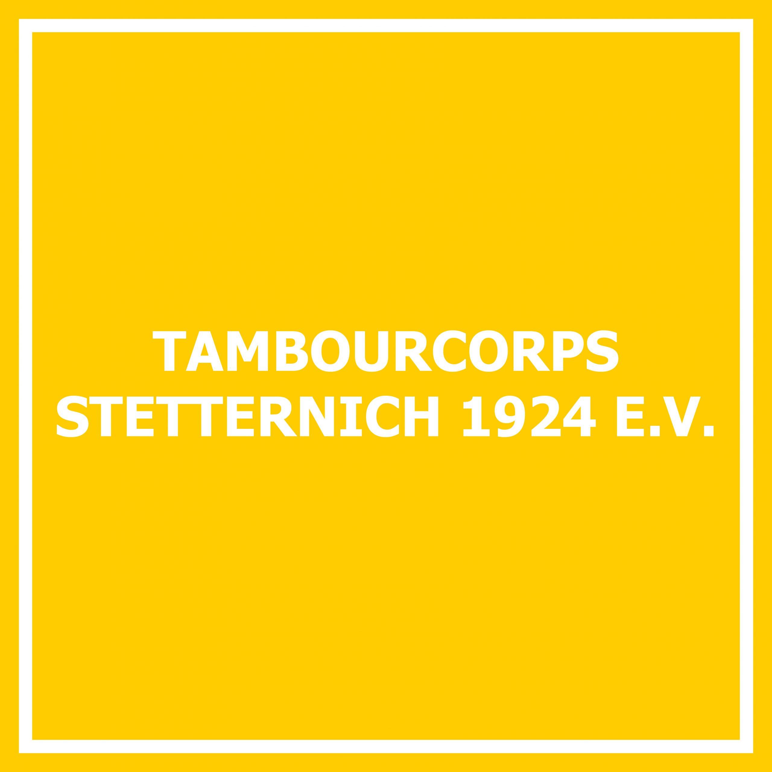 Tambourcorps Stetternich 1924 e. V.